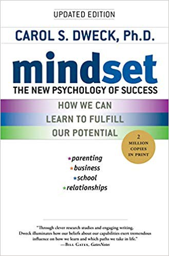 Couverture de Mindset: The New Psychology of Success de Carol S. Dweck