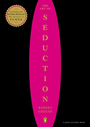Couverture de The Art of Seduction de Robert Greene